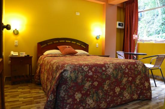 Viandina Machupicchu Hotel: Hab Matrimonial