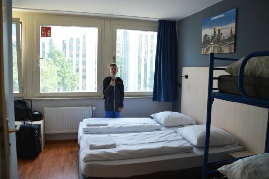 A&O Frankfurt Galluswarte: Vollkommen okay
