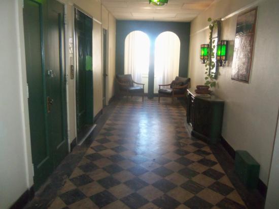 Gadsden Hotel Haunted Room