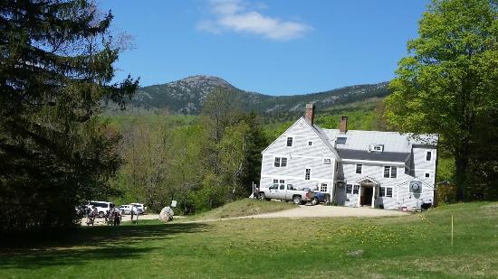 AMC Cardigan Lodge : Great view of Mt. Cardigan