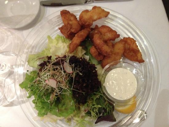 Rebstock Restaurant: Fish