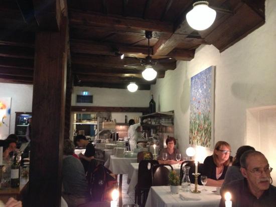 Rebstock Restaurant: dining area