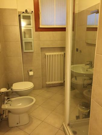 Cernobbio Residence: Bagno