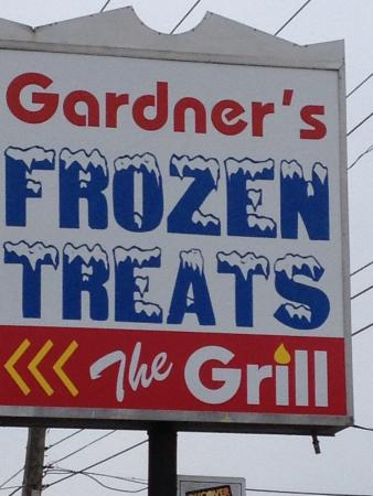 Gardner's Frozen Treats & The Grill