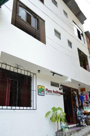 Plaza Andina Machupicchu: Fachada Hotel