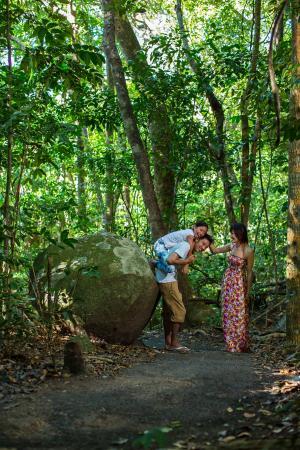 Fitzroy Island Resort : Secret Garden