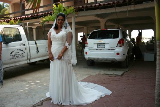 Hotel Rocio: Wedding day