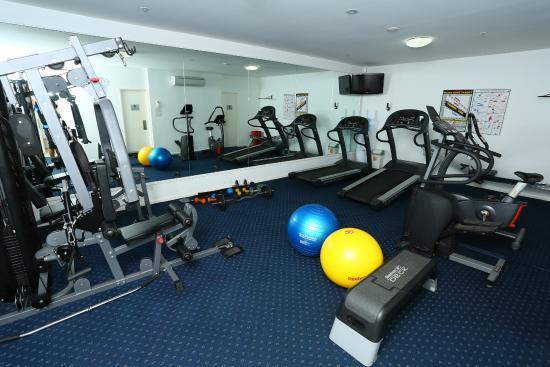 Seamark On First: Fitness Room