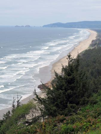 View from Cape Lookout State Park
