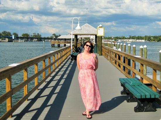 Bradenton Beach, Floryda: Beauty on the Pier