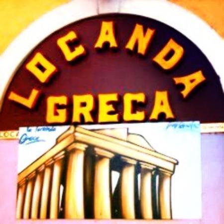 Locanda Greca : Il mostro nome