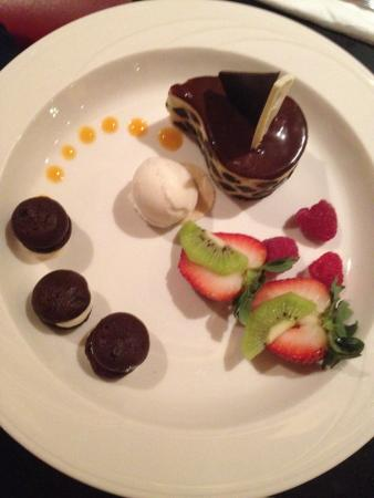 Finale Park Plaza: Boston creme