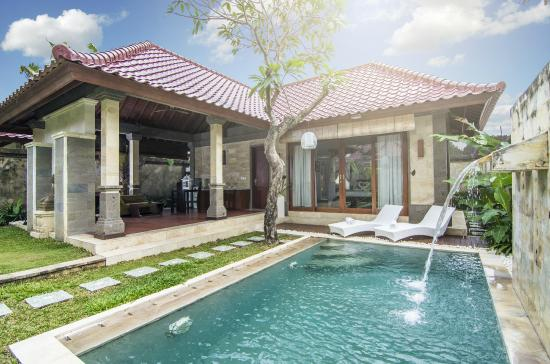 North Kuta, Indonesia: villas view