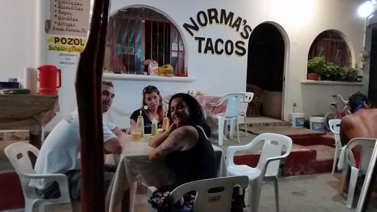 Tacos Normas