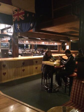 Alpenrose at the Alpenhof Lodge: Enjoy