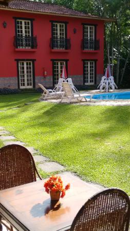 Pousada Portal Paraty: piscina
