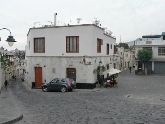 Hotel Maison du Soleil : Hotel
