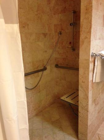 Roll In Shower Picture Of Paris Las Vegas Tripadvisor