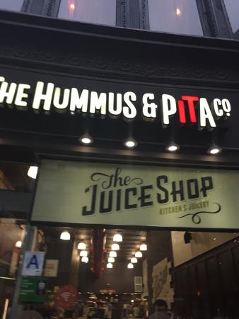 The Hummus and Pita Co.