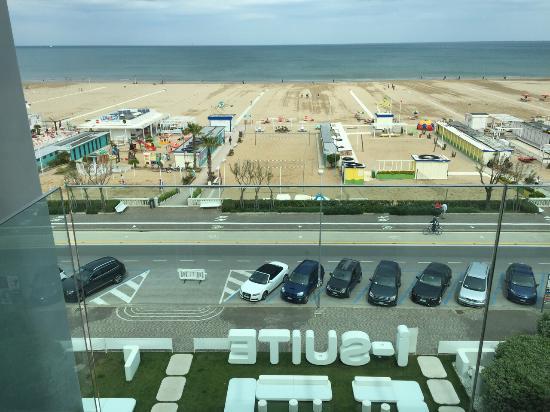 I suite foto di i suite design hotel rimini tripadvisor for Design boutique hotel rimini