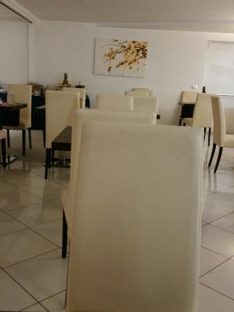 OC Hotel : Sala breakfast