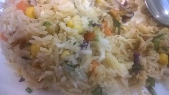 Bisque: rice