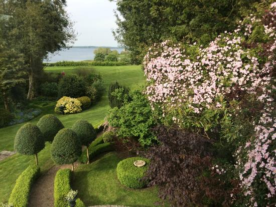 Edith Weston, UK: View from the twin room