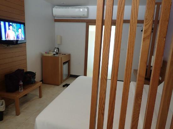 Chaydon Bangkok: 4th floor Executive room