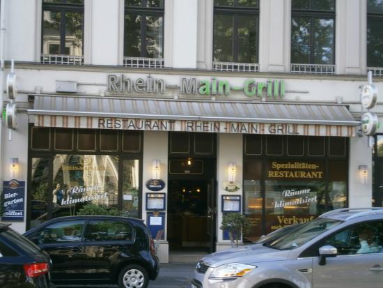 Restaurants Rhein Main