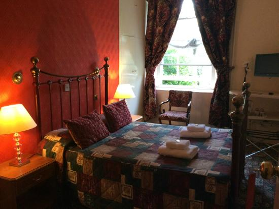 Caravel Guest House: Double Room Garden View (En-Suite)