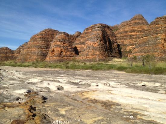 Kununurra Visitor Centre: Purnululu National Park - Bungle Bungles