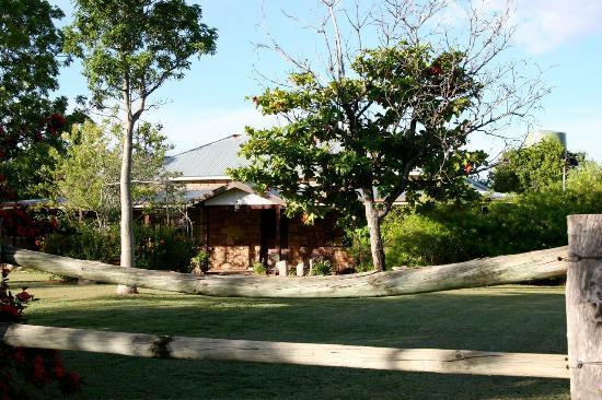 Kununurra Visitor Centre: Argyle Downs Homestead Museum