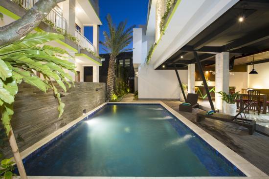 Casa Dasa Boutique Hotel Legian : Main Pool