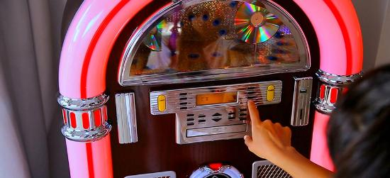 Doria Hotel Yacht Club Kas: Jukebox