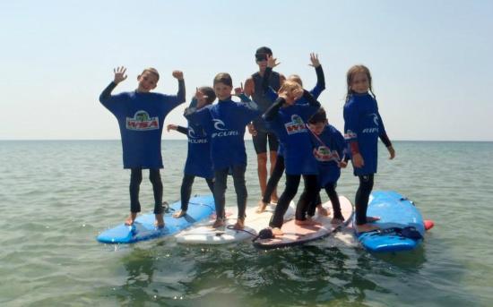 West Surf Association照片