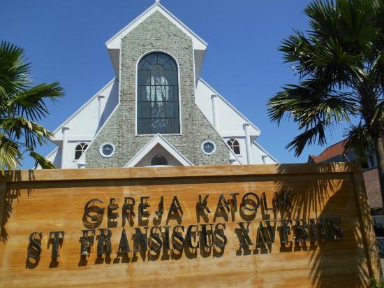 Gereja Santo Fransiskus Xaverius Yogyakarta