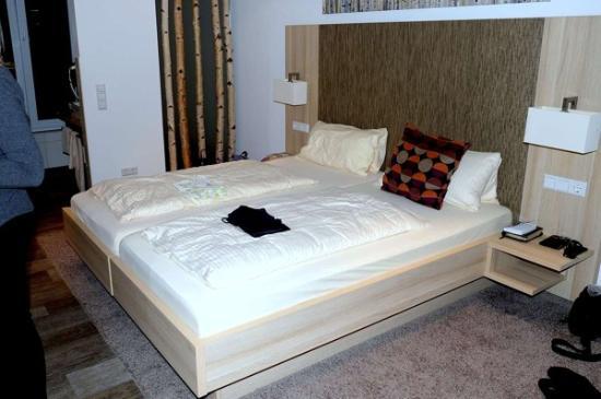 Hotel Nagel: La chambre 26 (ou 27)