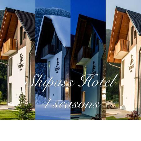 Hotel & Restaurant Skipass: 4 seasons Skipass Hotel