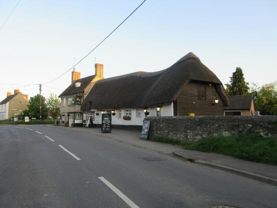 The Bull Inn: Changed