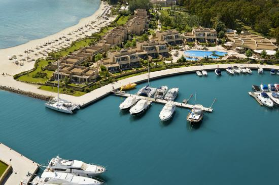 Sani Asterias Suites: Marina View