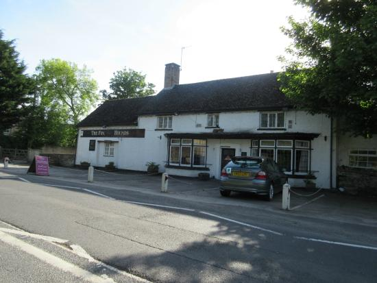 The Fox & Hounds at Ardley: Good Pub