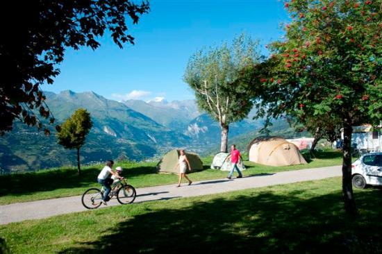 Camping Caravaneige Montchavin