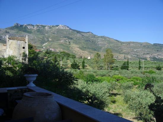 Vista Dalla Terrazza Picture Of B B Casale Belvedere
