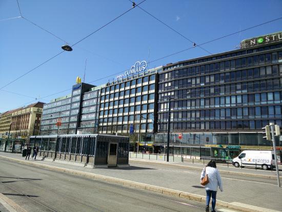 Picture Of Cumulus Hakaniemi Helsinki