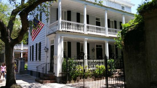Daytime Ghost Tours Charleston Sc