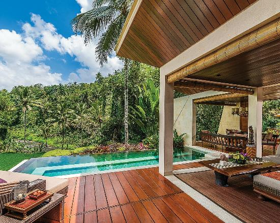 Sayan, Indonesia: Two-Bedroom Villa