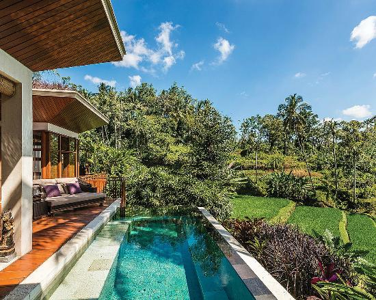 Sayan, Indonesia: River-View Two-Bedroom Villa