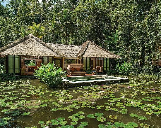 Four Seasons Resort Bali at Sayan: Spa Villa