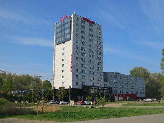 Quality Silesian Hotel: Хороший отель у дороги
