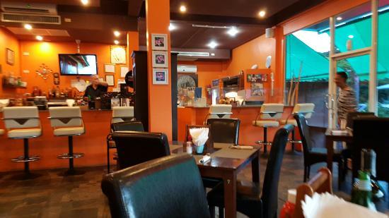 Ristorante Mimosa Pizzeria: Eines der besten italienischen. Restaurant in Pattaya